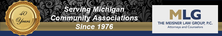 40 years serving Michigan Community Associations